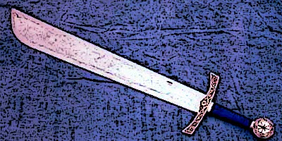 A Fachion Sword