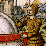 Joan of Arc 100 years War