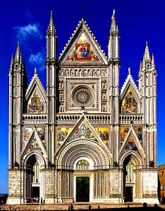 Italian Medieval Cathedral Stunning Gothic