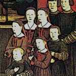 Medieval Noble Children