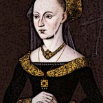 Medieval KIng Edward IV wife Elizabeth Woodville