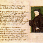 Famous-Medieval-Poems-Chaucer-Hoccleve