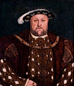 King-Henry-VIII-was-believed-to-have-created-Greensleeves-Song