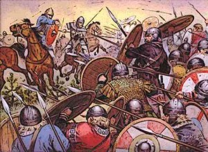 Anglo Saxon Warfare