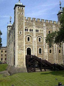 The White Tower of London